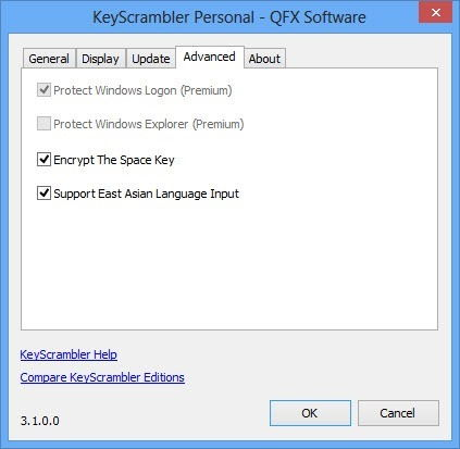 how to know if there is a keylogger on my pc