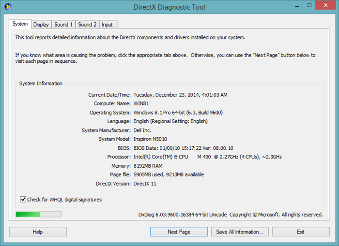 Download DirectX All Versions (9, 10, 11, 12)