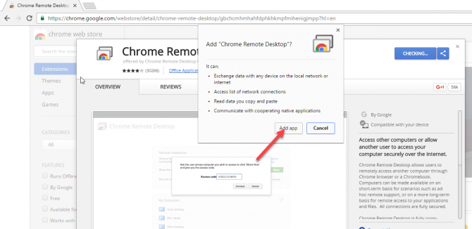 How to Use Chrome Remote Desktop As TeamViewer Alternative