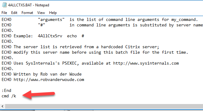 3 Ways To Prevent Command Prompt From Closing After Running Commands