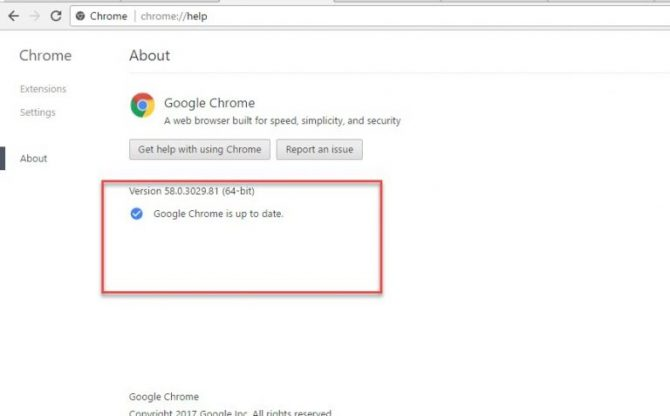 Download Google Chrome 58 Offline Installers For All Operating Systems