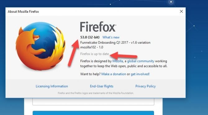 Download Firefox 53 Offline Installers for all Operating Systems