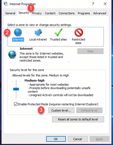 Unable To Download Any EXE File fix