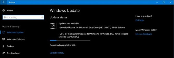 How to run a ms dos program in windows 10