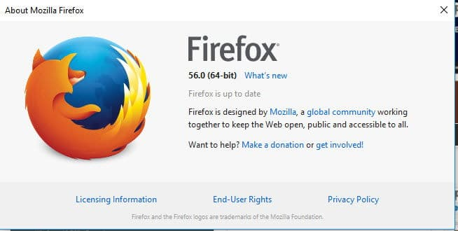 mozilla 56 mac download
