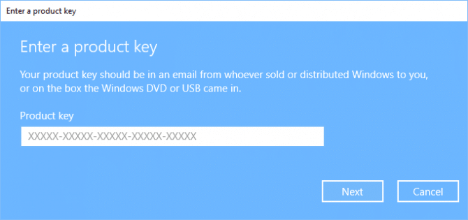 free product key for windows 10 2019