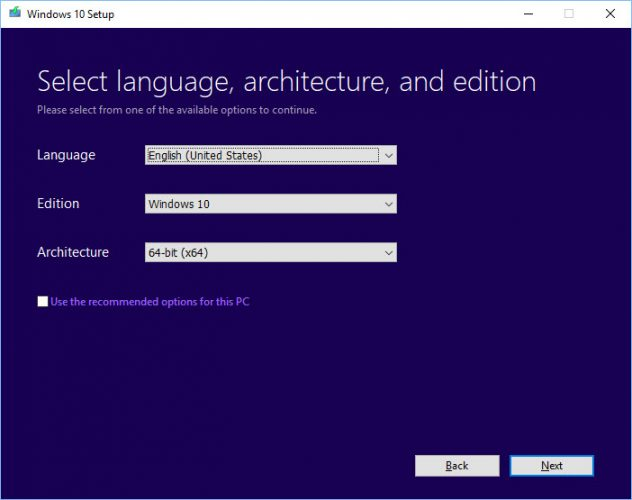 latest windows 10 iso direct download