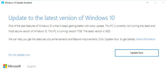 feature update to windows 10 version 1709 download iso