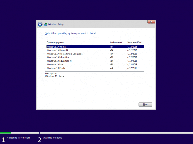 windows 10 iso french 64 bit