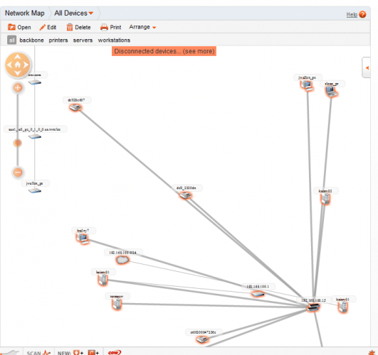Spiceworks Network Map Network Mapping Tools: The Best Free And Paid Solutions