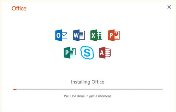 microsoft office home and business 2016 download size