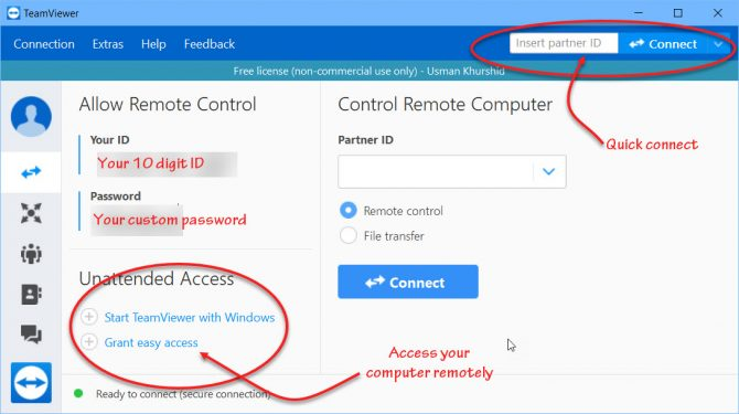 Download TeamViewer Latest Version Offline Installers